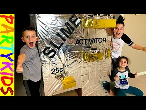 Diy Slime Machine Tvaction Info