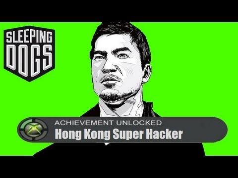 Sleeping Dogs Hong Kong Super Hacker Achievements | Trophy Guide