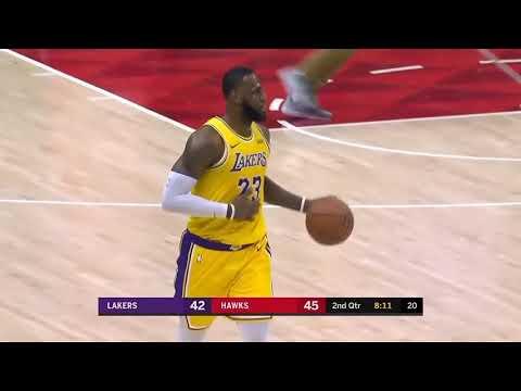 RESUMEN COMPLETO | LA Lakers vs Atlanta Hawks | Temporada NBA | 13-2-2019