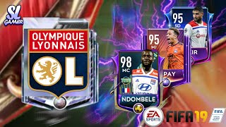 FULL OLYMPIQUE LYON SPECIAL CARD SQUAD BUILDER!! *GRL 104*// FIFA MOBILE 🇫🇷⚽🇫🇷⚽🇫🇷