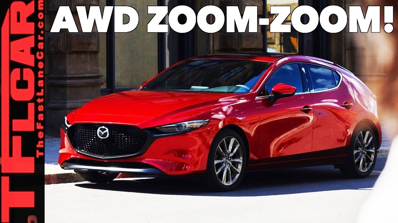 all new 2019 mazda3 awd hatchback beginning of a new era