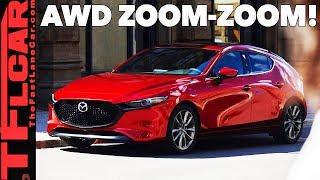 All-New 2019 Mazda3 AWD Hatchback: Beginning of a New Era?
