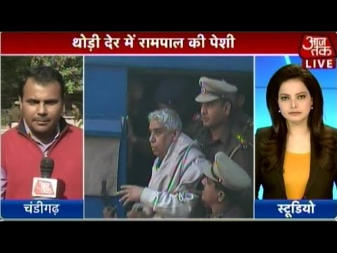 Rampal may be sent to Hisar Central Jail