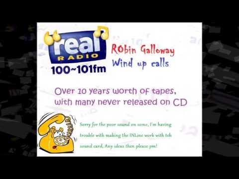 Robin Galloway Real Radio Wind up No89: Mrs Haig