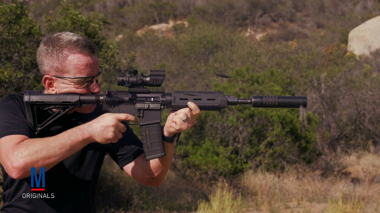 Gun Suppressors: Remaining Silent When Every Noise Matters