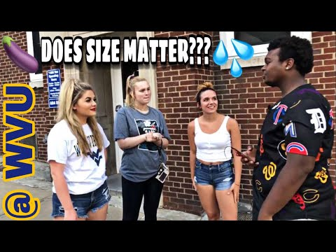 DOES SIZE MATTER??  COLLEGE EDITION WHICH COLLEGE IS NEXT?