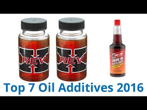 7 Best Oil Additives 2016