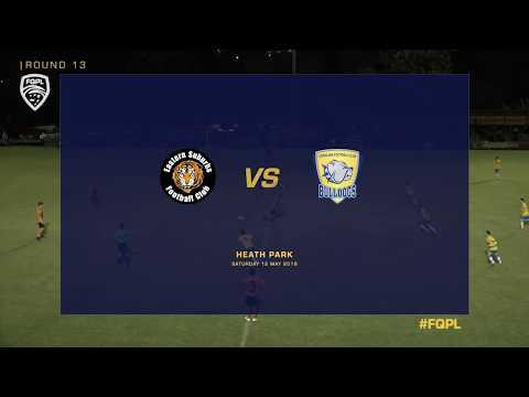 FQPL RD13 Highlights Eastern Suburbs vs Capalaba Bulldogs