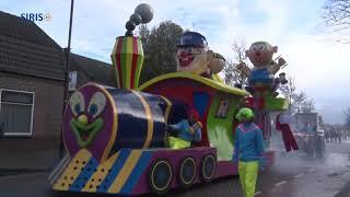 Carnavalsoptocht op De Plattevonder