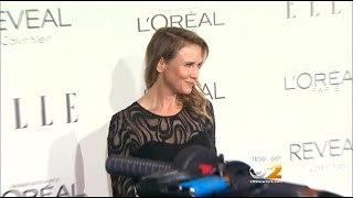 Renee Zellweger Rolls Out Dramatically Different Look