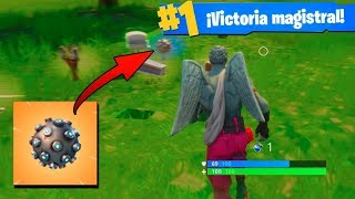 *NUEVA* GRANADA de IMPULSO! Fortnite: Battle Royale