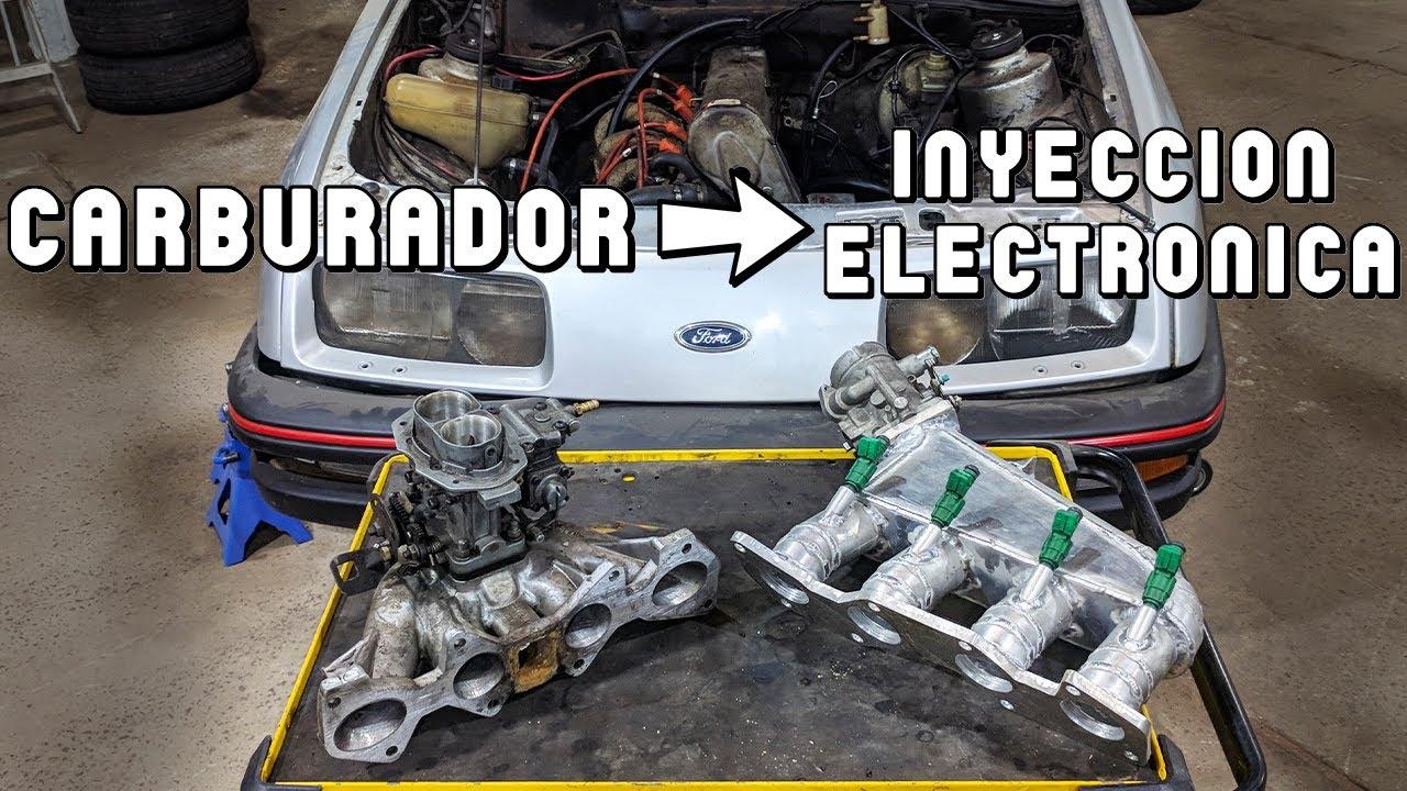 Todo lo que necesitas para hacer INYECCIÓN ELECTRÓNICA tu auto