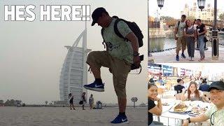 My fraternal brother/cousin visit DUBAI| VLOG 39