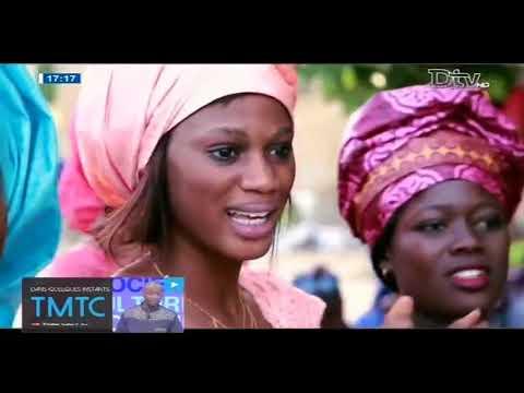 TMTC  du vendredi 13 juil.invité Cheikh Sidy Bouya Mbaye candidat aveugle presidentielle 2019