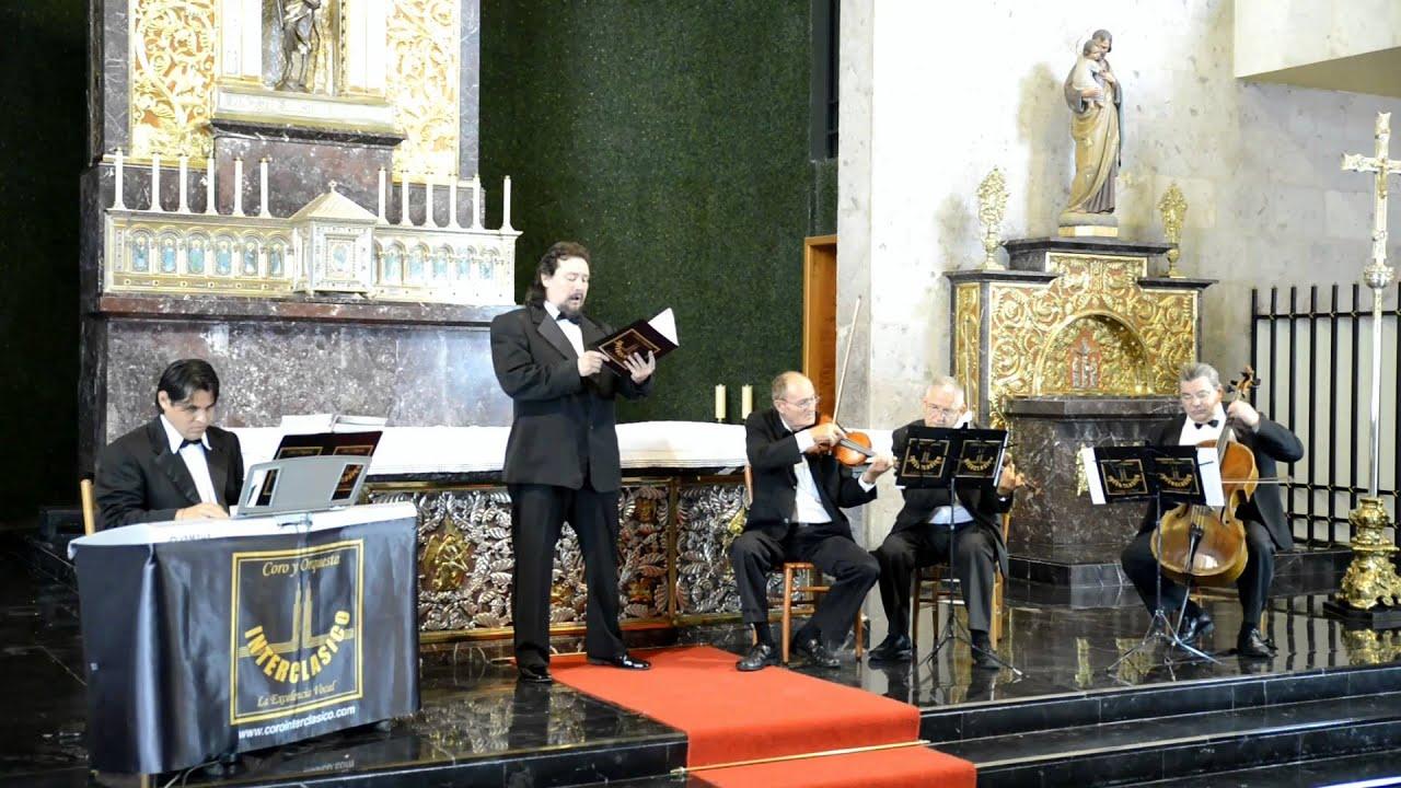 Coro Misas Bodas Xv Guadalajara Zapopan Tlaquepaque Tonala Agnus Dei G Bizet