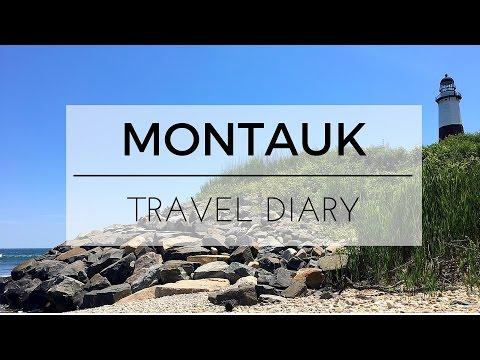 Travel vlog   Montauk, NY