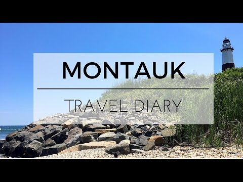 Travel Vlog | Montauk, NY