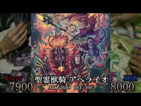 遊戯王 紋章H・C VS 霊獣 グリム動画