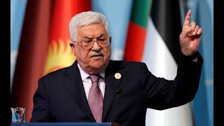 Palestinine says America's 'crime' over Jerusalem precludes its peace role