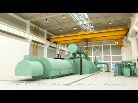 Waste To Energy, Renewable Energy, Recycling, CWPC, China Western Power