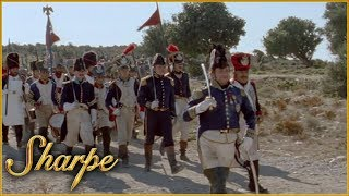 The French Begin Their Assault On Sharpe | Sharpe