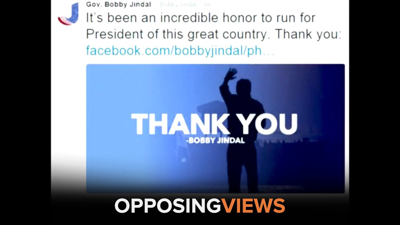 Jindal Suspends Presidential Campaign
