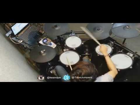 [Tepe Drum Cover] Cita Citata - Sakitnya Tuh Disini