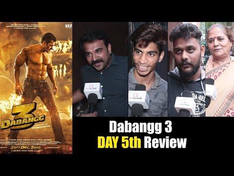 Dabangg 3 Public Review   Christmas Day Special   Salman Khan, Saie, Kichcha Sudeep