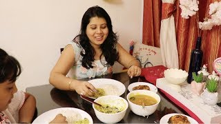 PREPARED HUBBY'S FAVOURITE DISH TODAY | Sunday Special Indian Lunch Routine / Recipes !! HINDI VLOG