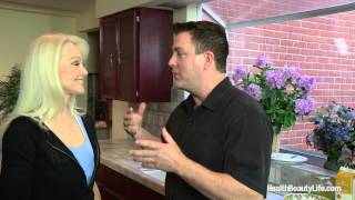Donna Spangler's Gluten-free Chicken Nuggets - Patrick Dockry Health Beauty Life [1080p]