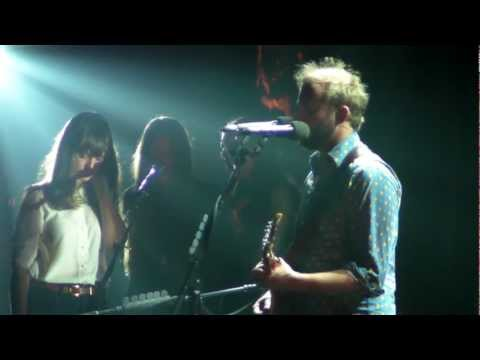 Bon Iver And The Staves - Re:Stacks - Wembley Arena - 08/11/12
