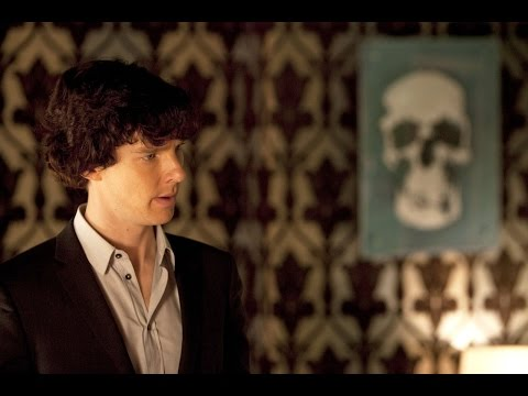 Sherlock: A Study In Pink - BBC One Extended TV Trailer