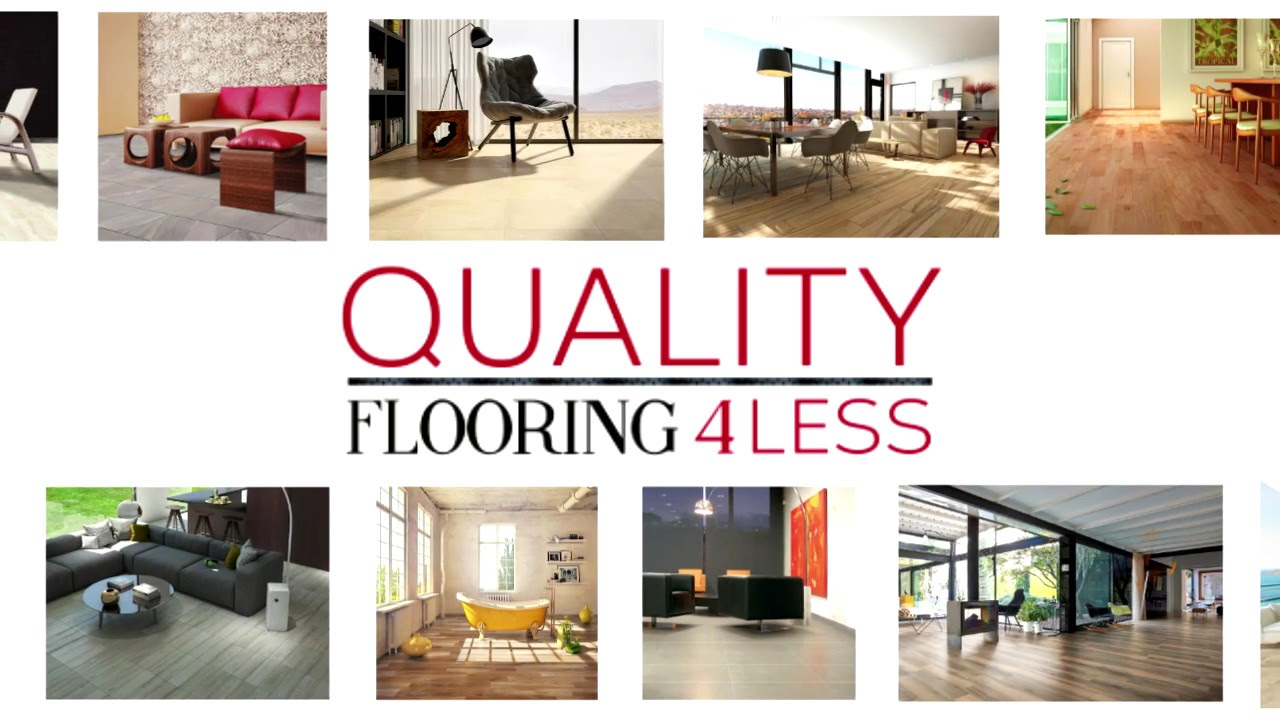 Welcome To Quality Flooring 4 Less