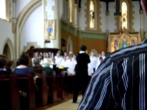 Brighton Secondary School Adiemus Treble Choir