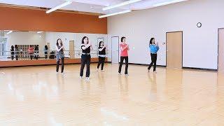 Never Comin Down - Line Dance  Dance & Teach
