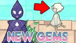 NEW GEMS REVEALED! Steven Universe: Phantom Fable Breakdown (Lonely Pearl Explained)