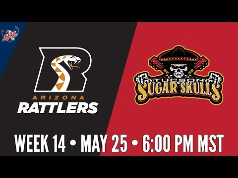 IFL Week 14 | Arizona Rattlers at Tucson Sugar Skulls
