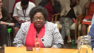 Commissioner Lindiwe Mokate's farewell message to staff