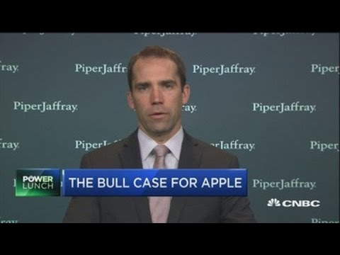 Piper Jaffray raises Apple price target to $250, here's their bullish case