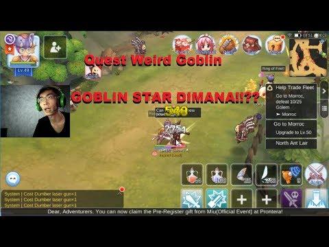 Ragnarok Mobile Quest Goblin Star DIMANA!!!???