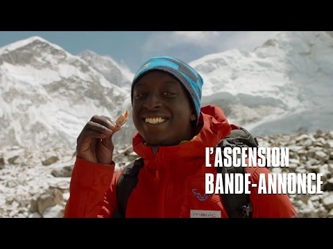 L'Ascension  avec Ahmed Sylla, Alice Belaïdi  Bandeannonce