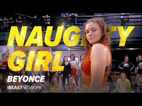 Beyonce - Naughty Girl | Choreography by Jade Chynoweth #RTBArgentina 2018