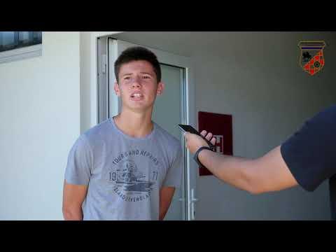 Trening i izjave igrača U19 momčadi