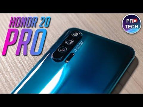 Обзор и опыт использования Honor 20 Pro: Стоит ли переплачивать?