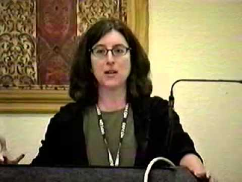 DEF CON 11 Hacking Conference Presentation By Cindy Cohn (EFF) - What Hackers Need to Know about Post 9-11 Legal Changes - Video