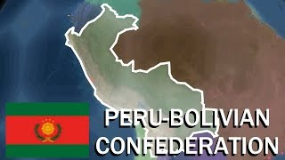 ROBLOX - Rise of Nations: Forming the Peru-Bolivian Confederation