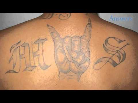 Prison Tattoos And Their True Meanings