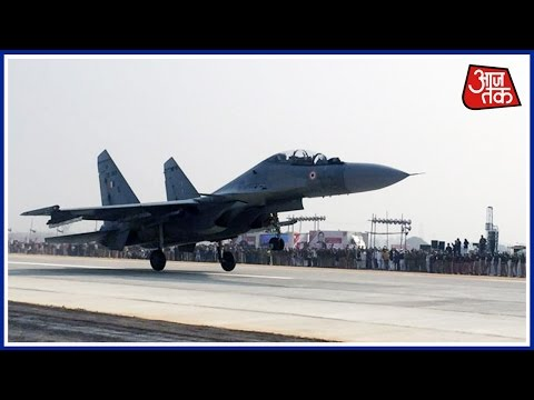 6 Jets Touch Down For Opening Of Agra-Lucknow Expressway