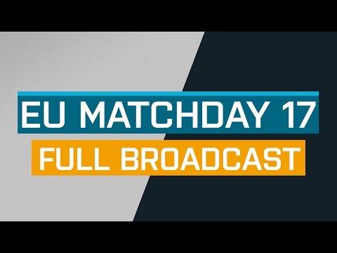 Full Broadcast - EU Matchday 17 A - ESL Pro League Season 5 - Na'Vi NiP | Astralis Kinguin