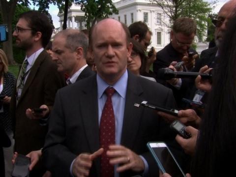Senator: WH North Korea Briefing 'Sobering'